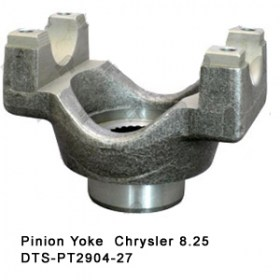 Pinion Yoke  Chrysler 8.25 DTS-PT2904-27
